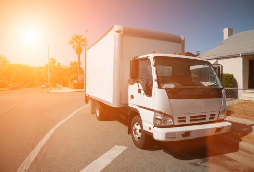 K-トラッキングはアメリカロサンゼルスで30年以上皆様のお荷物を運び続けています。